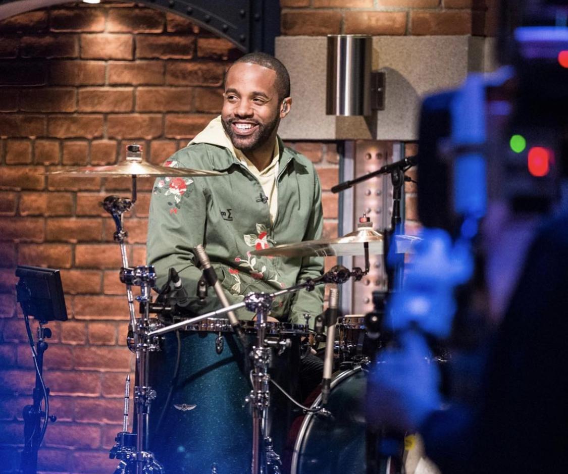 Thaddeus Dixon | Music Director + Drummer